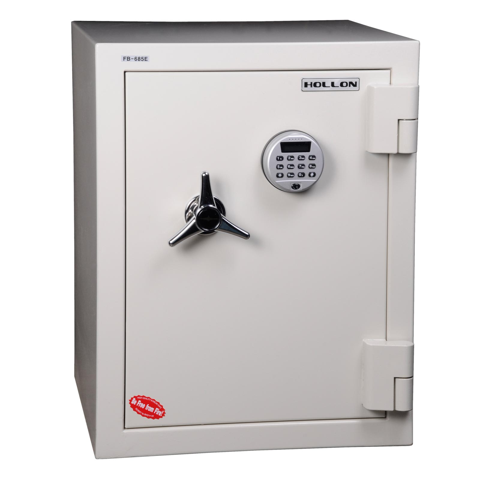 Hollon Fb 685 2 Hr Fire Burglary Safe Cu Ft