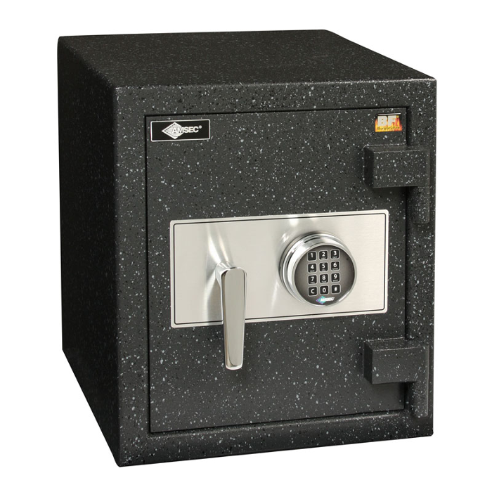 American security bf1512 ul rated burglar and fire rated for Safe and secure products