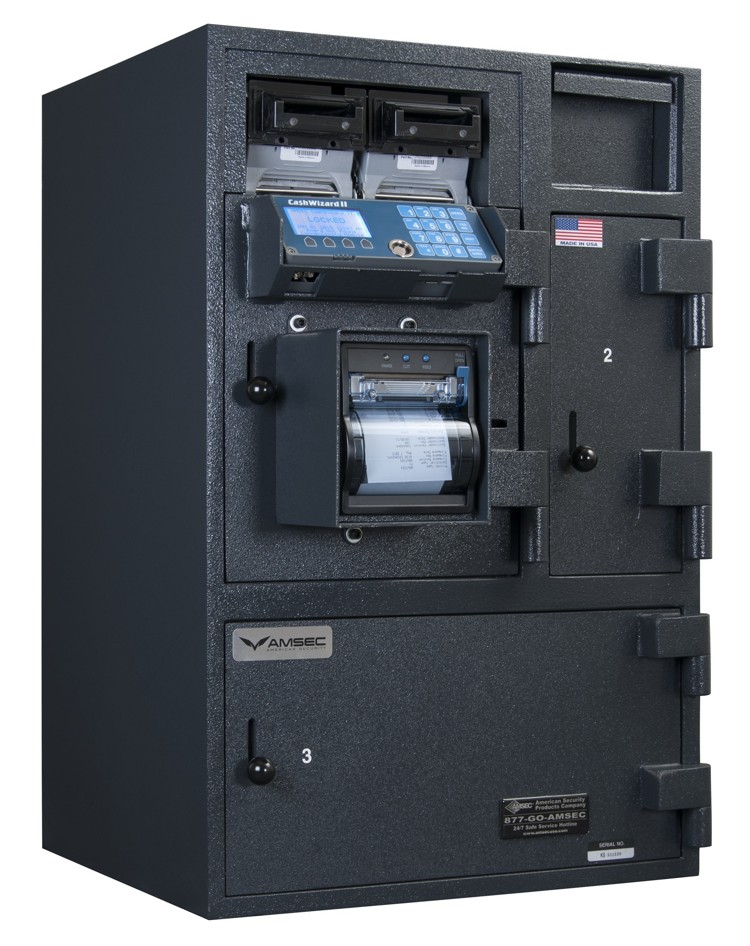 American security br3120 for Safe and secure products