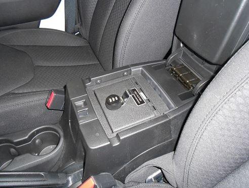 Console Vault Jeep Wrangler Floor Console 2011 2017 Gs1044