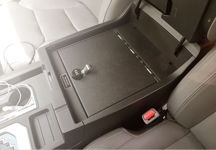 Toyota Tundra Center Console Gun Safe Best Toyota 2017