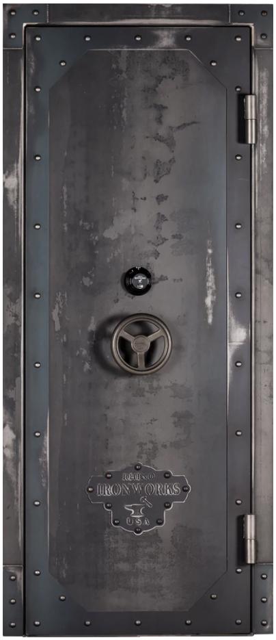 Rhino Ironworks Vault Door