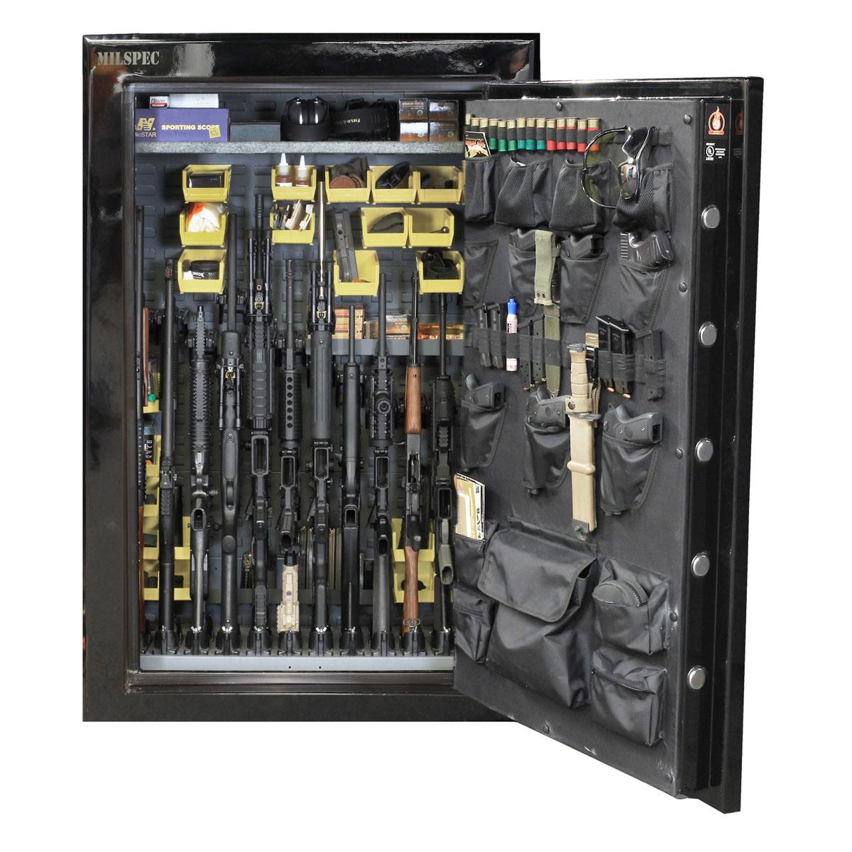 Gun Safe With Shelves. 59x40 cannon p40 gun safe patriot series 60 ...