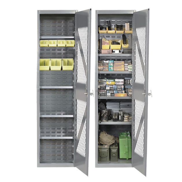 Secureit Tactical Steel Gun Cabinet 1824am Ammo Storage Tgs1824am
