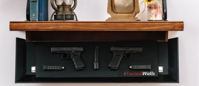 Tactical Walls 825 Shelf