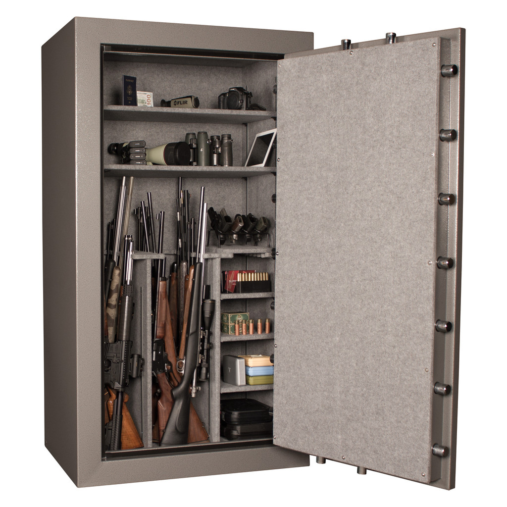 TS64 Fire Insulated Gun Safes