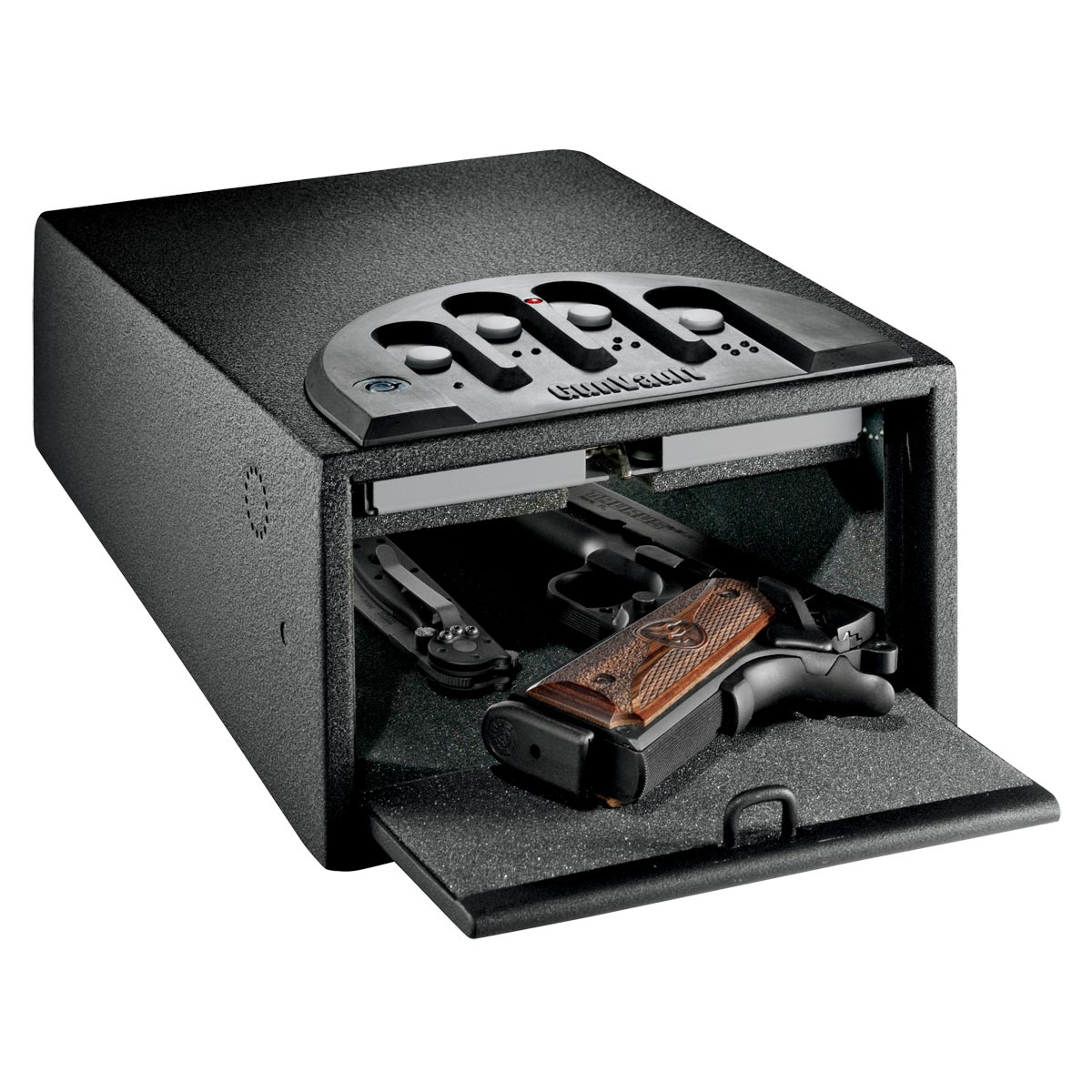 Looking for a biometric pistol safe...any suggestions? - General Handgun Discussion