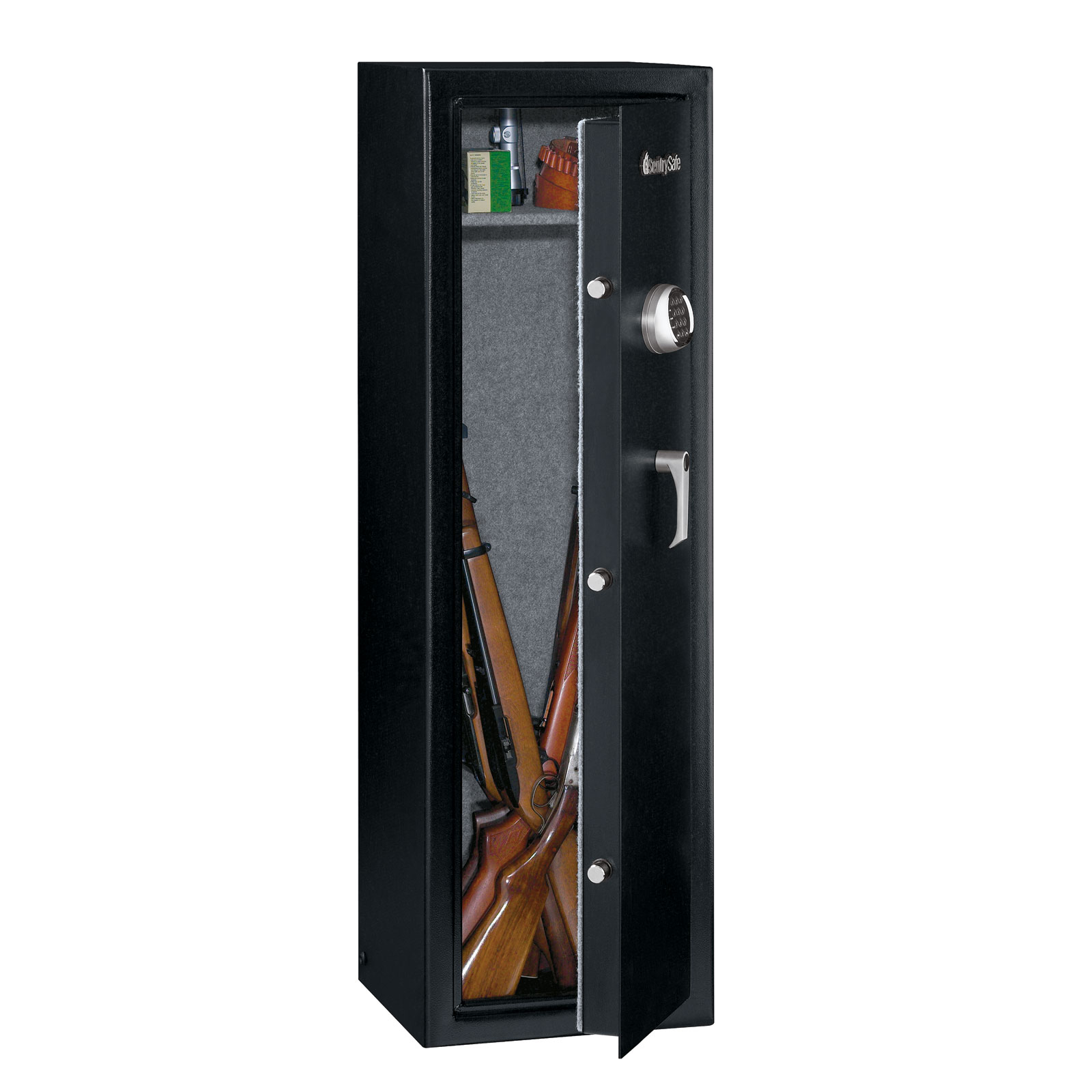 Sentry G1055e Gun Safe With Electronic Lock 10 Gun Gsg1055e