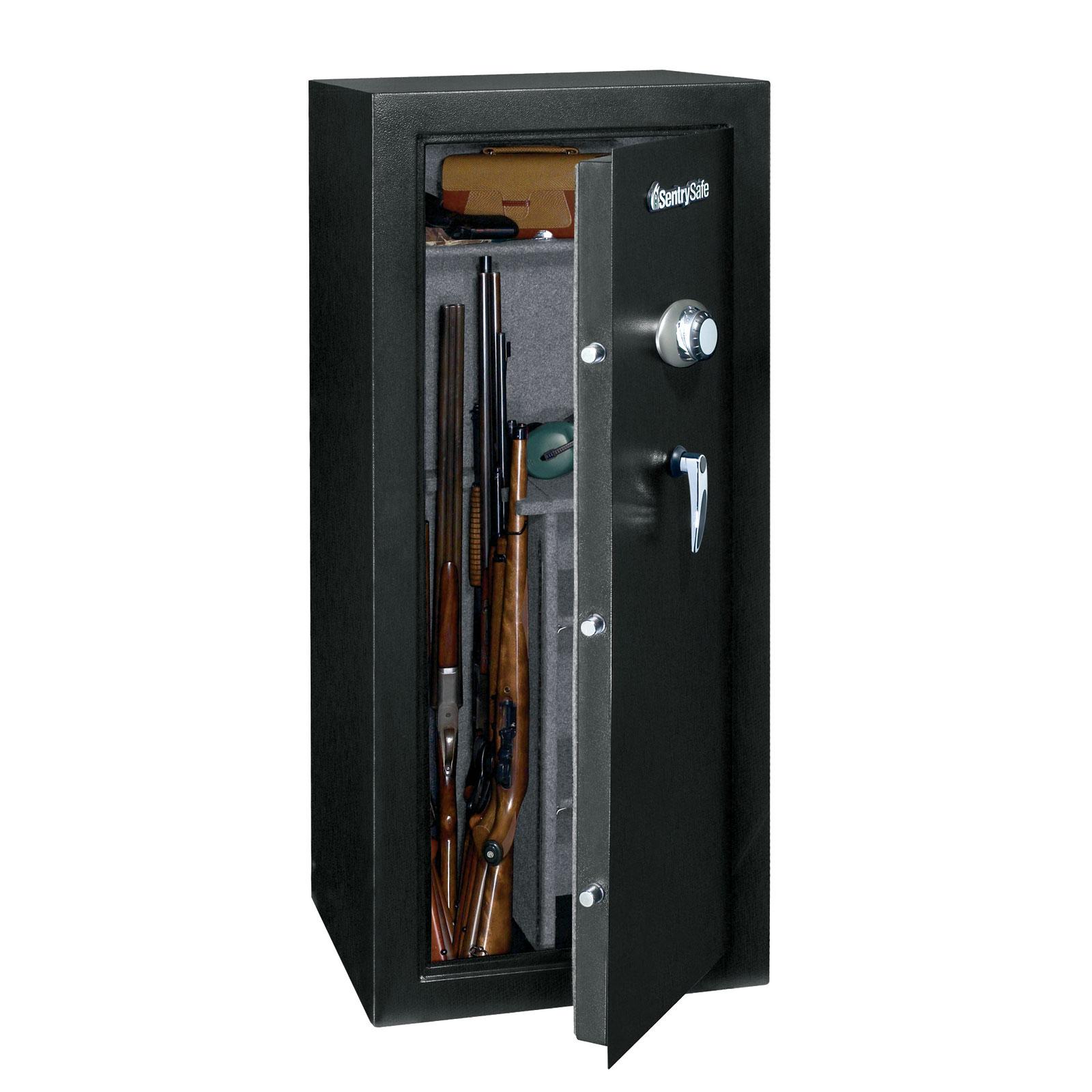 Sentry G2459c Gun Safe With Combination Lock 24 Gun Gsg2459c