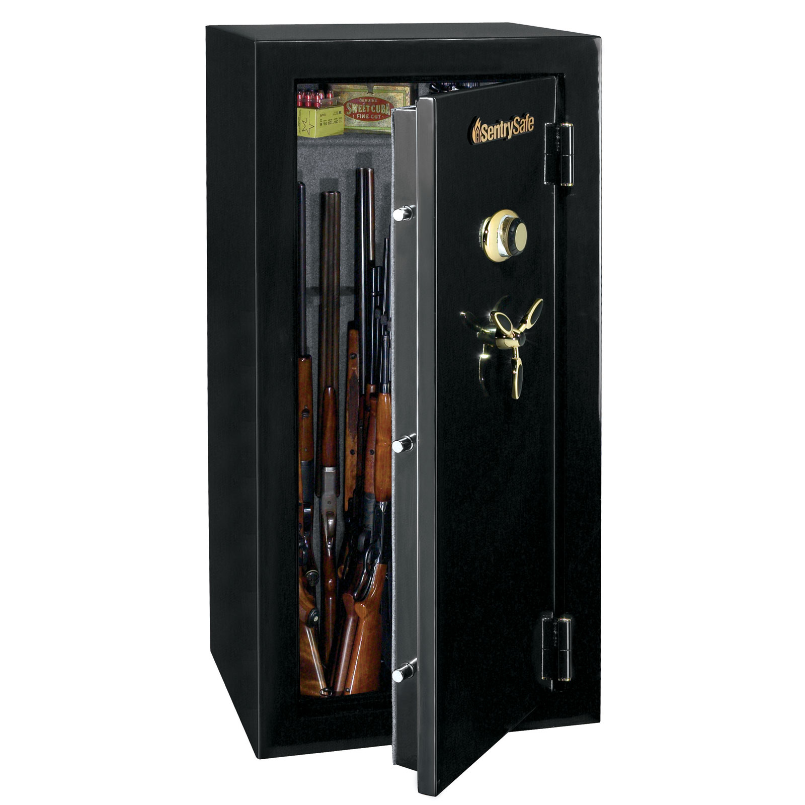 Sentry 2459C Gun Fire Safe with Combination Lock - 24-Gun GSGM2459C