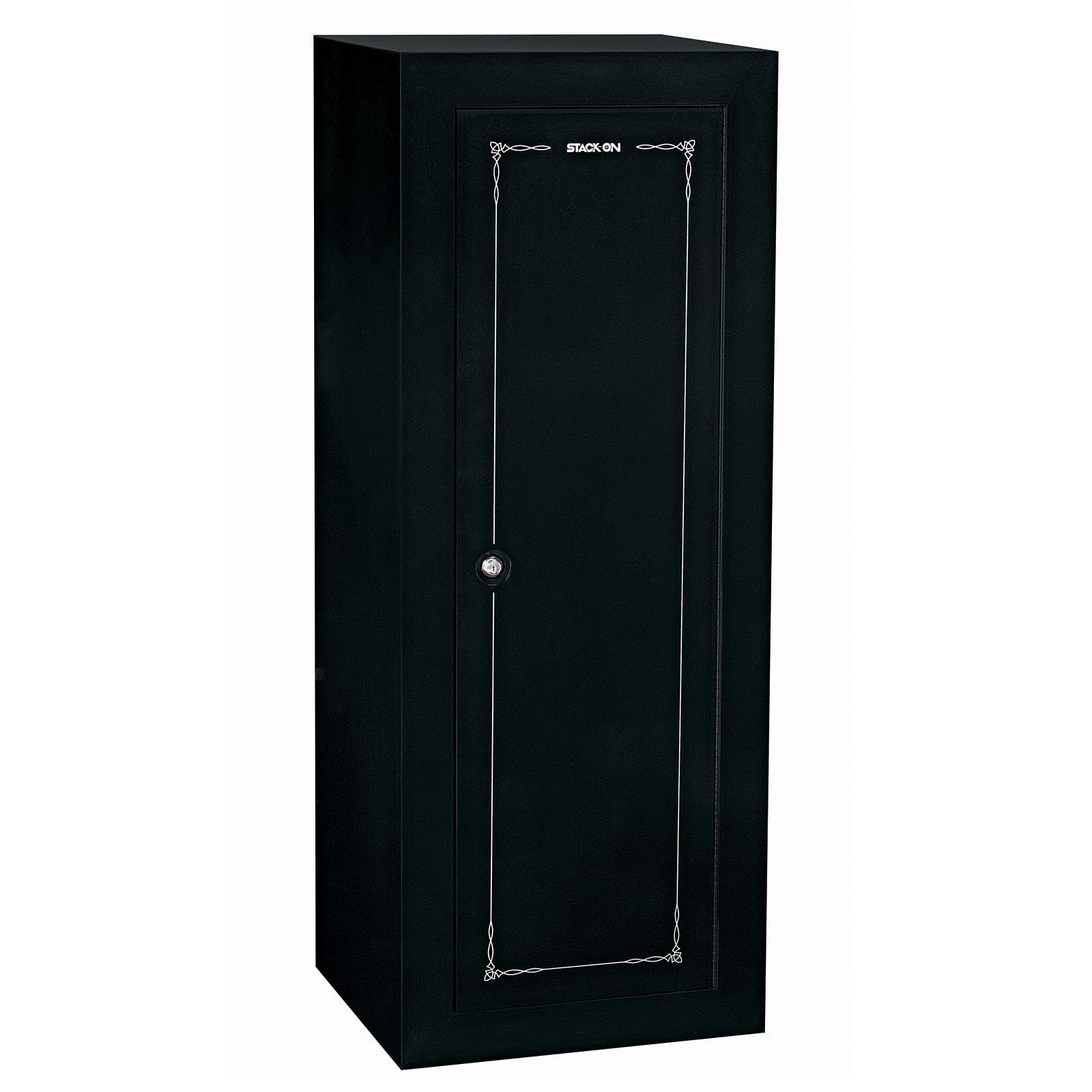 Gun Security Cabinet >> Stack-On GCB-18C Gun Cabinet Convertible Steel Security Cabinet - 18-Gun GCB-18C-DS