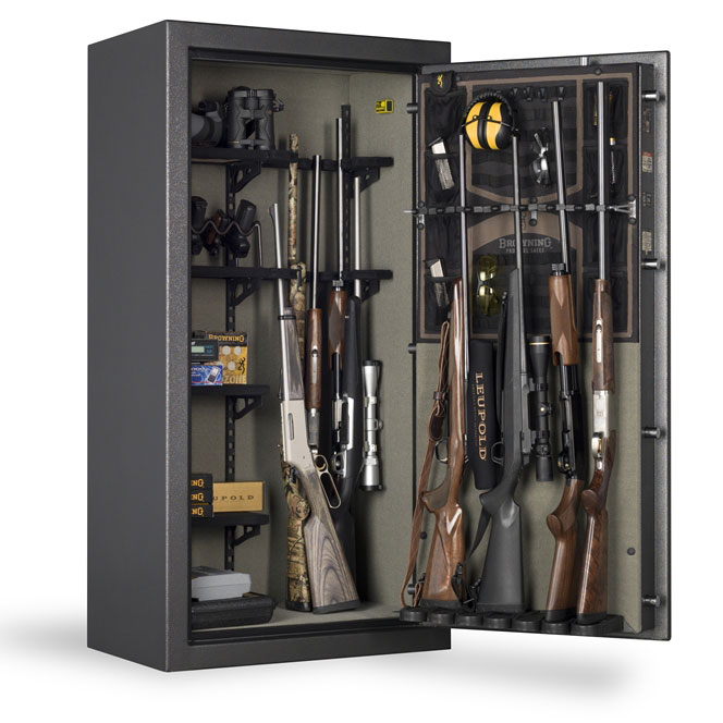 Browning SP20 Sporter Series: 7-23 Gun Safe - SP20