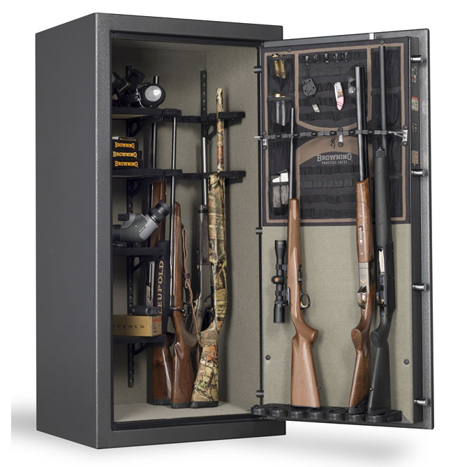 2015 Browning SP23 Sporter Series: 18-25 Gun Safe - GSSP231604656869