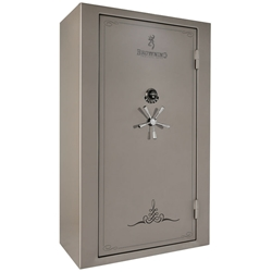 2015 Browning SR45F Gun Safe Silver Series : 22-43 Gun Safe Scratch & Dent