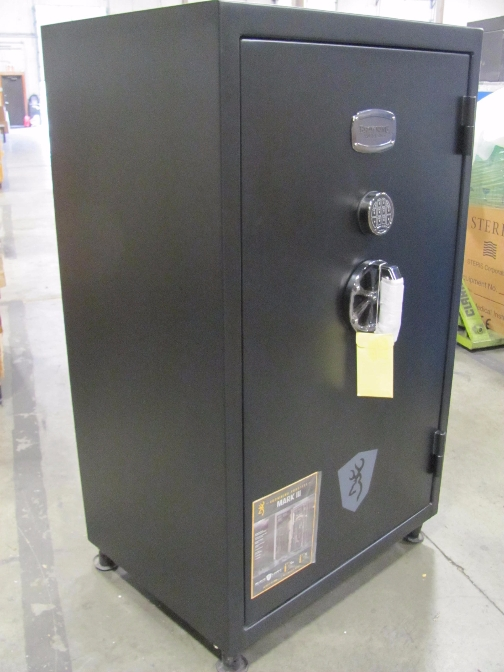 browning mp33 tactical gun safe black label mark iii scratch and dent