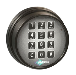 AMSEC Locks - AMESL-KP - ESL10 Keypad Only
