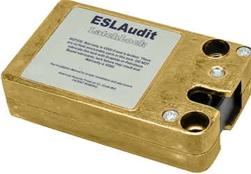 AMSEC Locks - ESL Audit - Latch Bolt Lock Only