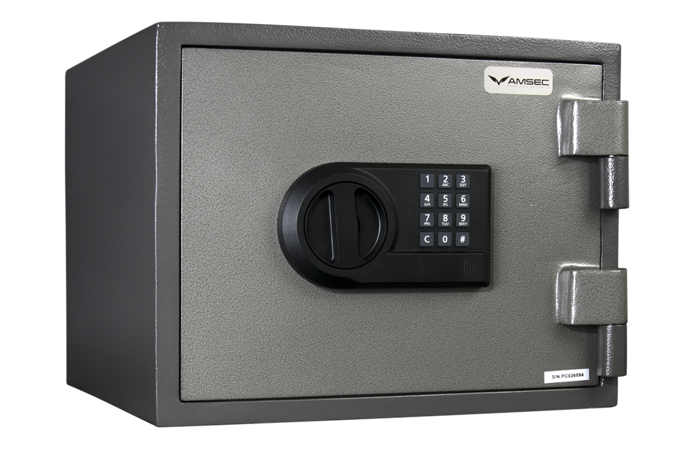 American Security Fs914e5lp 1 Hour Fire Safe W Electronic