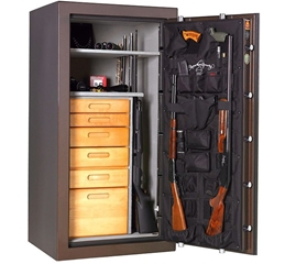 American Security NF6030 29 Gun 90 Minute Fire Resistant Safe