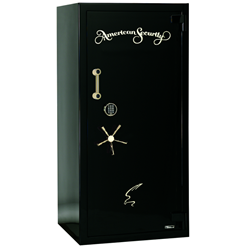 American Security - RF582820X6 - Ultimate TL-30X6 High Security Safe - 24 Gun Capacity - 120 Min / 1850°