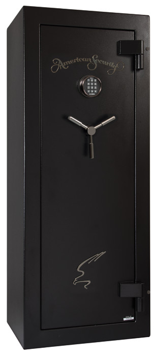 American Security TF5924E5 Gun Safe - 30 Minute Fire Resistant Gun Safe: 16-Gun