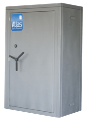 "Atlas Safe Rooms - Apollo Series - 3 Person Safe Room - 4%27 5"" by 2%27 5"""