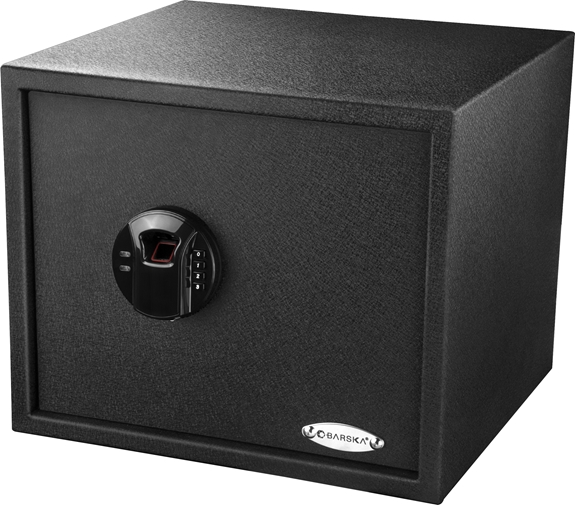 barska biometric keypad safe hq300 ax12428. Black Bedroom Furniture Sets. Home Design Ideas