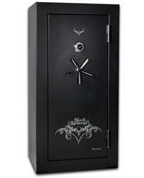 Black Diamond BD5928 Gun Safe: 24 Gun Safe