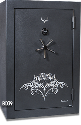 Black Diamond - BD5939 - 39 Gun Capacity Safe