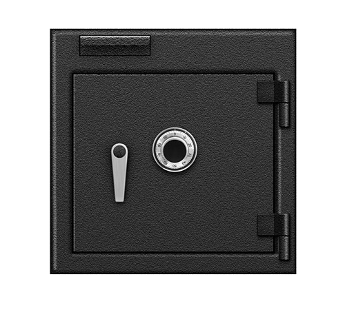 Blue Dot PD202020MK - B-Rated Depository Safe - Pull Drawer W/ Manager's Compartment