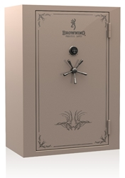 Browning 2017 Silver Series 37 Wide - SR37 Gun Safe: 10-43 Gun Safe
