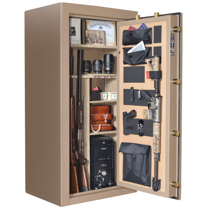 Cannon Series CA23 Gun Safe 24 Gun - GSCA23
