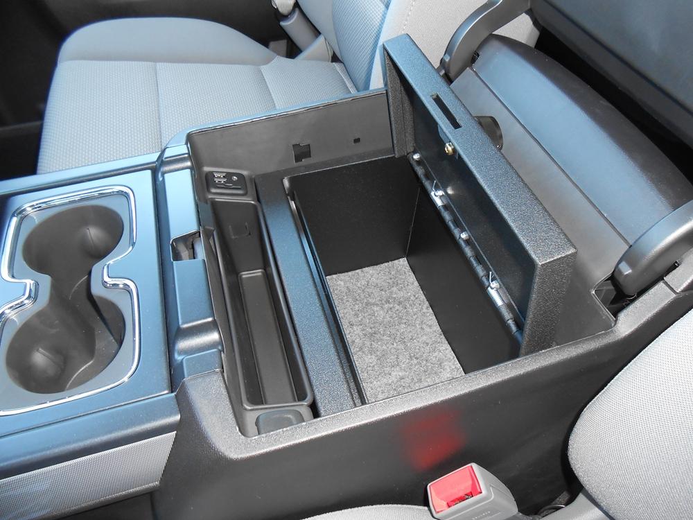 Console Vault Chevrolet Suburban Floor Console 2015 2017