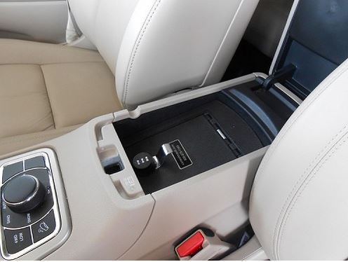 Console Vault Car Safes Products