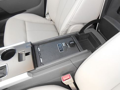 Console Vault Ford Edge Full Floor Console 2011-2014 - 1048