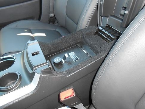 console vault ford explorer console vault 2013 2017 gs1039. Black Bedroom Furniture Sets. Home Design Ideas