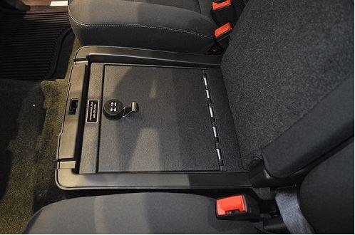 Console Vault Gmc Sierra 2500 3500 Under Seat Console