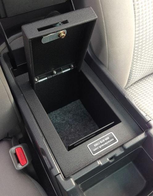 Console Vault Toyota 4runner Full Floor Console 2003 2009