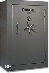 Dakota  - DS39 -  39 Gun Capacity Safe