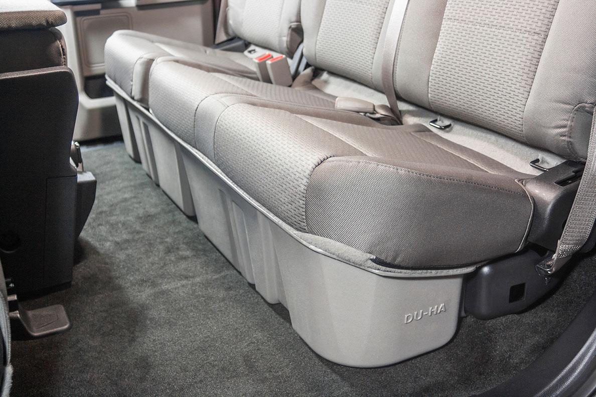 Underseat Storage Gun Case For 2015 Ford