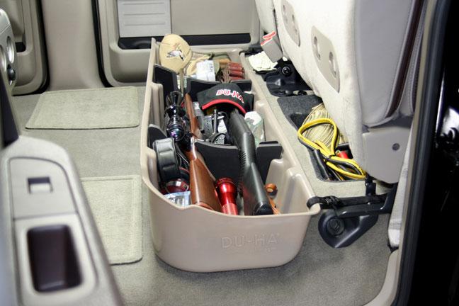 Du Ha Underseat Storage Guncase 09 14 Ford F150 Supercrew Does