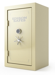 Edison Safes M6036 McKinley Series 30-120 Minute Fire Rating - 56 Gun Safe