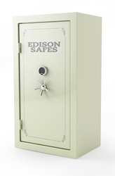 Edison Safes M7240 McKinley Series 30-120 Minute Fire Rating - 84 Gun Safe