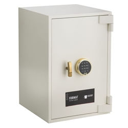 "Format - CB04 - Home Burglary Safe - 1/2"" Steel Body"