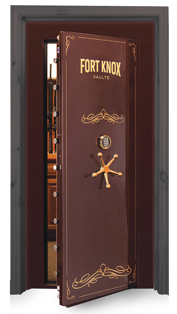 Fort Knox 2017 8248 Out-Swing Executive Vault Door