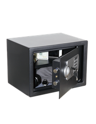 Fortress 25EL - Home Security Safe with Electronic Lock