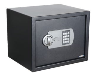 Fortress 30EL - Home Security Safe with Electronic Lock