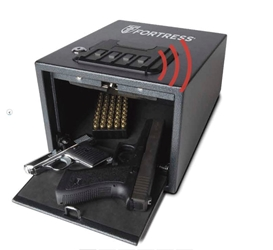 Fortress FSP2EA Alarming Quick Access Pistol Safe with Keypad Lock