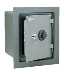 Gardall WMS129 Safe - Steel Body In-Wall Fire Safe