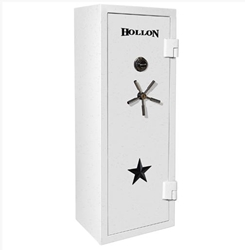 Hollon USA Made - RG-12 Republic Series 90 Minute Fire Rated Gun Safe - 12 Gun